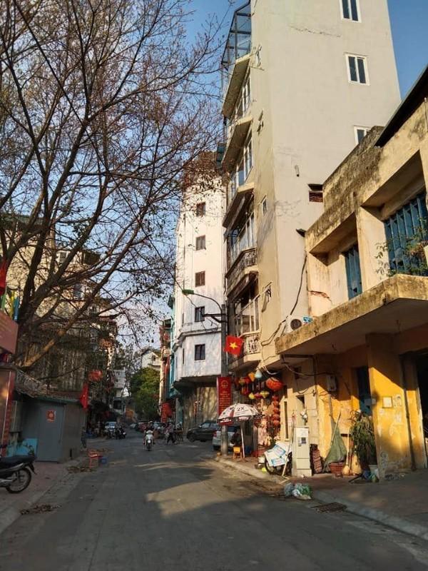 Picture of Bán nhà mặt phố hồng phúc,dt 80m x 4 tầng,mặt tiền 6m,khu phố cổ
