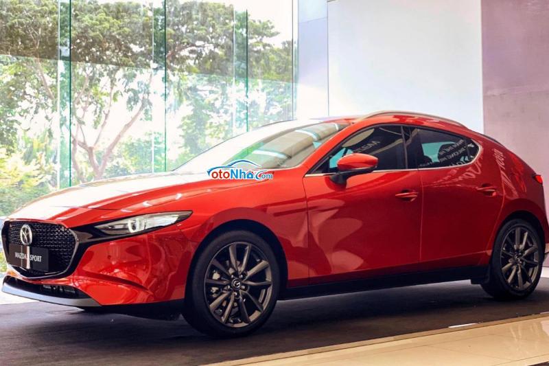 Ảnh của Mazda 3 2.0 Sport Luxury 2021