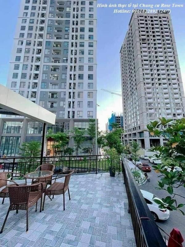 Picture of Chung cư rose town nhận nhà tháng 10/2021 chính sách chiết khấu tháng ngâu lên tới 200 triệu liên hệ 0961822892