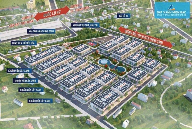 Ảnh của Cơ hội đầu tư cực siêu phẩm đất nền đấu giá chỉ 1.x tỷ lô gần 10m2 ngay ql47
