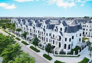 Ảnh của Biệt thự lâu đài the lotus center khu đô thị ciputra tây hồ giá chỉ từ 31 tỷ