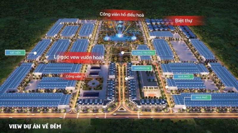 Ảnh của Đất vàng sổ đỏ lâu dài từ 27tr/m2 khu đô thị hành chính mới - vĩnh phúc