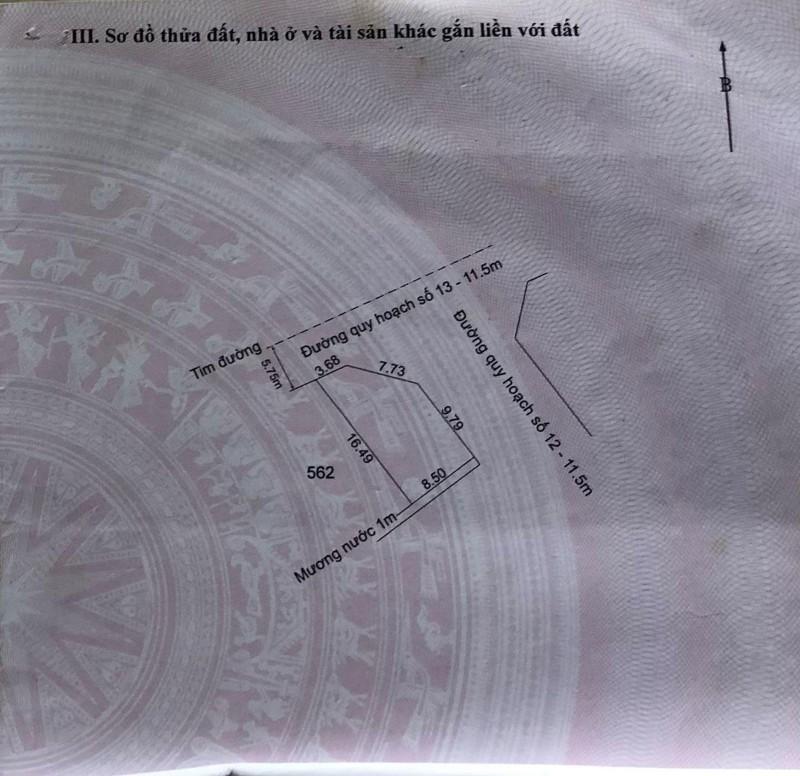Ảnh của Cần bán gấp lô đất ở lk9, khu quy hoạch hương an- ân nam phường hương an thị xã hương trà thừa thiên huế giá tốt