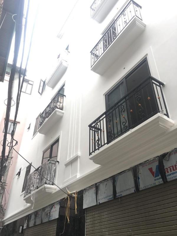 Picture of Bán nhà kim giang, hoàng mai 30m2, 5 tầng, giá 4 tỷ. ô tô vào nhà, kinh doanh