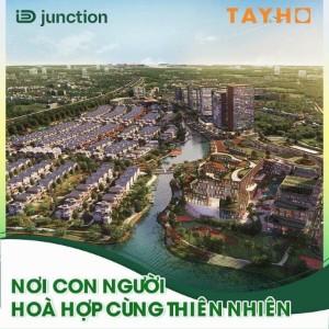Ảnh của Bán nhà biệt thự khu đô thi id junction tại thị trấn long thành