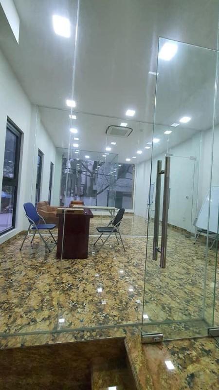 Ảnh của Lô góc, trung kính đôi, 2 mặt thoáng 80m2, 1m mặt tiền, 1 hầm 6 tầng, thang máy nhập khẩu