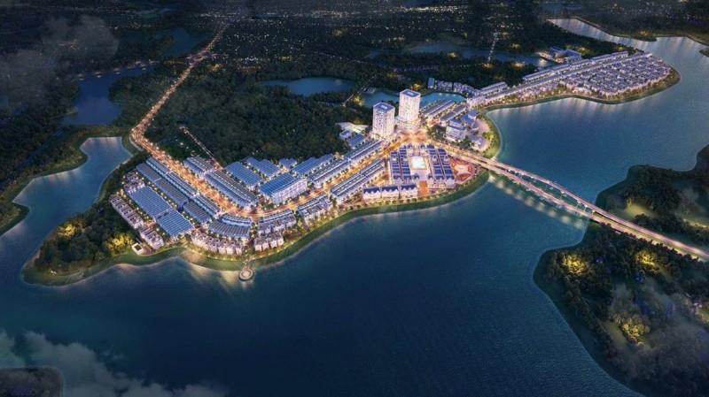 Ảnh của Siêu dự án hót nhất trung tâm thành phố vĩnh yên - vĩnh phúc.liền kề cạnh hồ 200ha.lh 0388788236