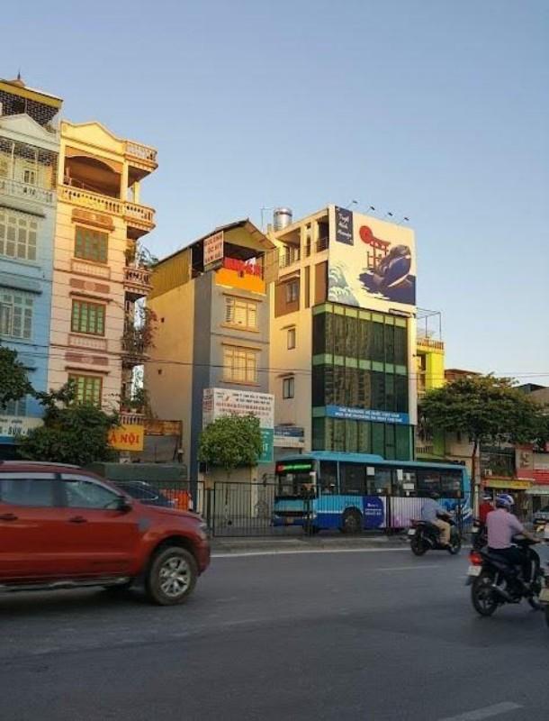 Picture of Bán nhà mp phùng hưng, cạnh viện 103, kd sầm uất, 80m2, 5 tầng, nhỉnh 9 tỷ.
