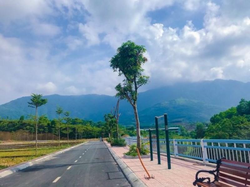 Ảnh của Cần bán 70 lô đất nền Bãi Dài Hòa Lạc, đất mặt đường 24m giá chỉ 1,3 tỷ