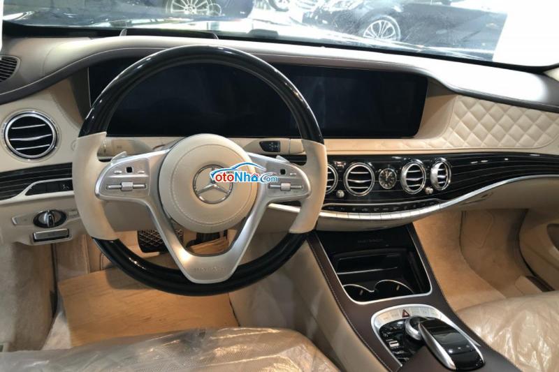 Ảnh của Mercedes Maybach S650 2021