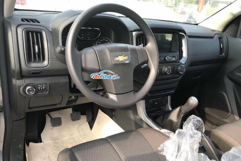 Ảnh của Chevrolet TrailBlazer 2.5L MT 2018 - 1 cầu