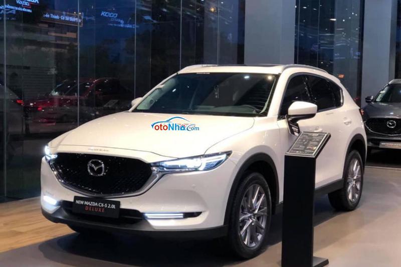 Ảnh của Mazda CX5 DELUXE - ALL NEW 2020 - QUÀ TẶNG CỰC SỐC