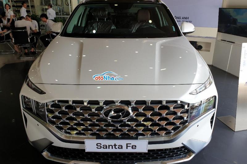 Ảnh của Hyundai SantaFe 2.5 - Xăng