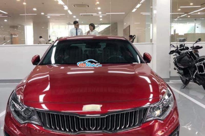 Ảnh của Kia Optima 2.4 GAT Premium 2020