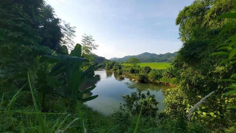 Picture of Cần bán 4000m đất bám sông view cánh đồng siêu thoáng giá chỉ vài trăm triệu