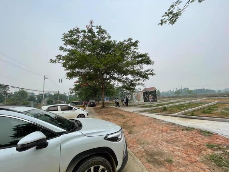 Ảnh của Cần bán đất tái định cư khu công nghệ cao Hòa lạc Hà Nội