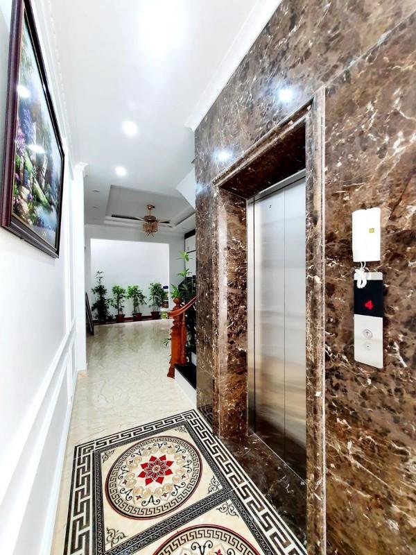 Ảnh của Bán nhà lê đức thọ cầu giấy kinh doanh, 6 tầng 56m2, thang máy, gara ô tô, giá 8,4 tỷ, lh:0947068686