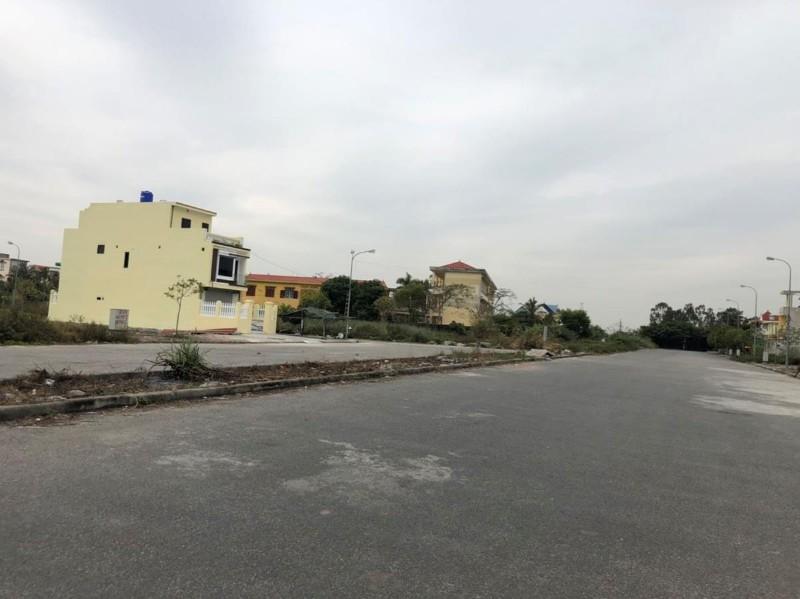 Picture of Tuyến 1 tđc ngọc xuyên, đồ sơn, hải phòng 100m, mặt đường rộng 43m