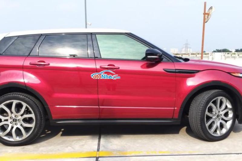 Picture of Land Rover Range Rover Evoque 2013 đỏ 1 chủ từ đầu