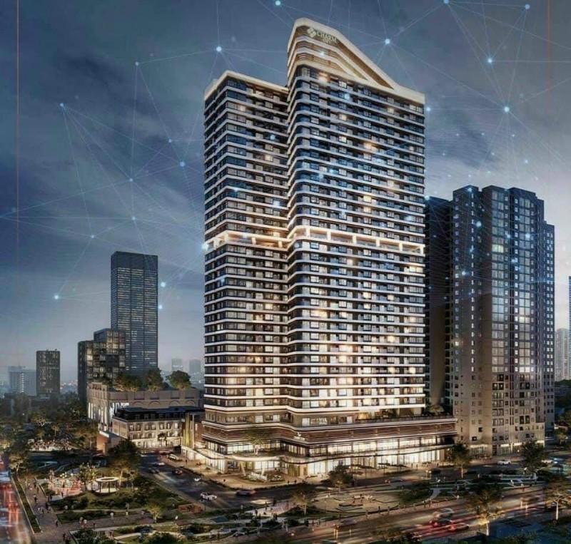 Ảnh của Giá rumour 34 triệu/m2 . căn hộ biểu tượng sống đẳng cấp nhất thành phố dĩ an.