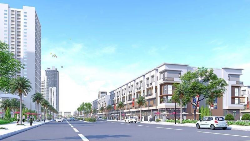 Ảnh của Shophouse lô góc khu đô thị vsip, dân cư hiện hữu, đối diện tòa chung cư 17 tầng