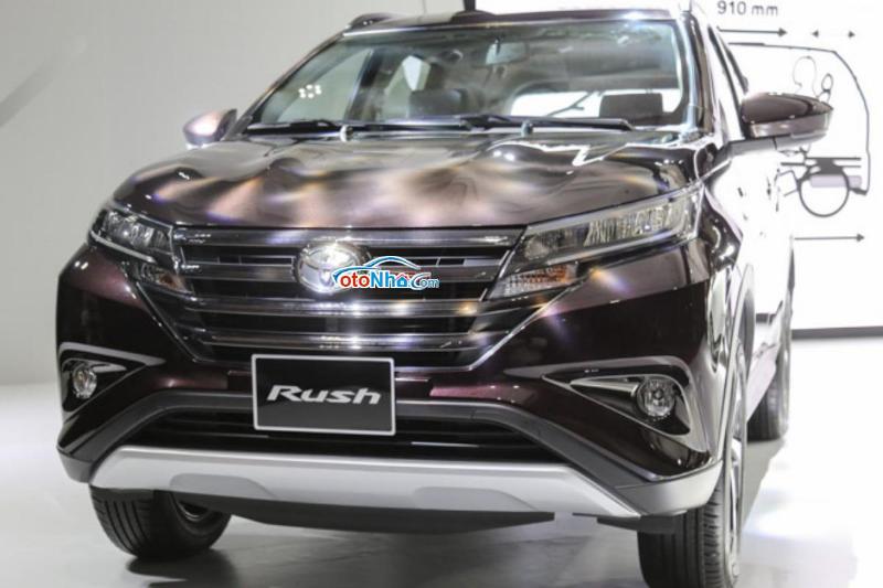 Ảnh của Toyota Rush 1.5AT 2020