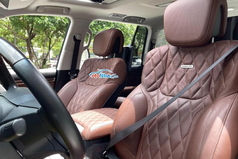 Picture of Toyota Land Cruiser V8 VX 5.7L Model 2016 nhập Mỹ