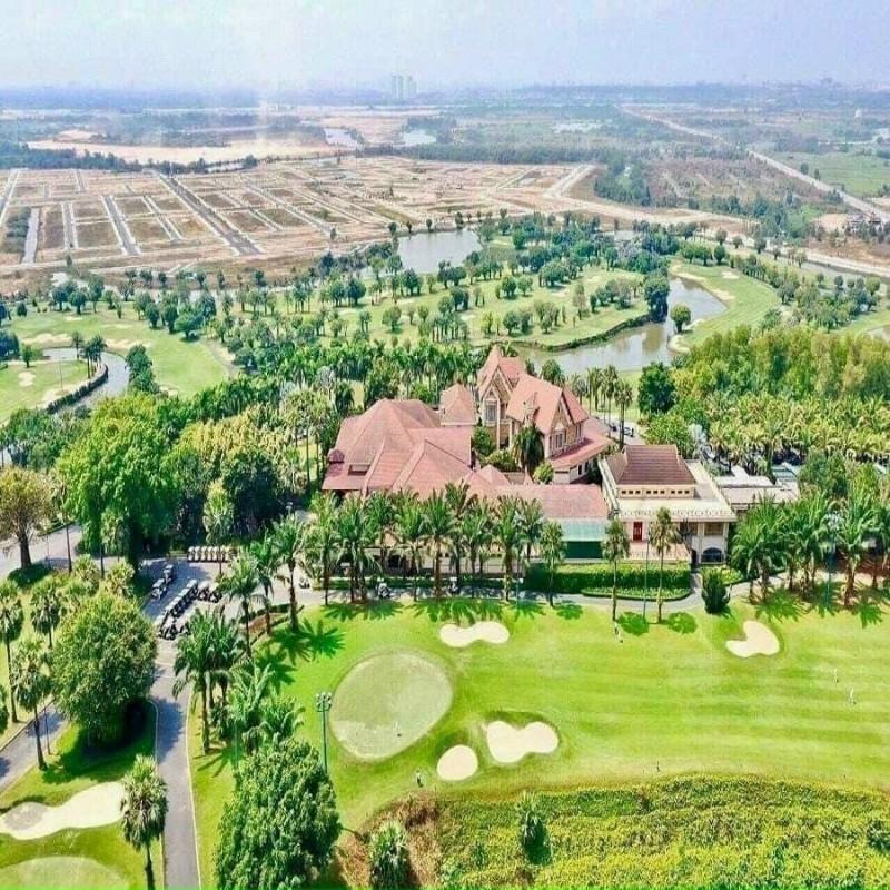 Ảnh của Bán đất sổ đổ triệu đô nằm trong sân golf long thành giá chỉ 19tr/m2