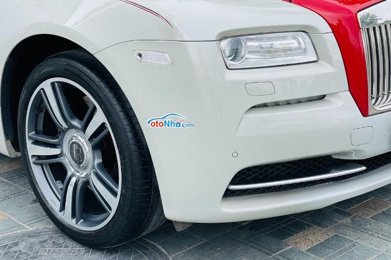 Ảnh của Rolls Royce Wraith 2014