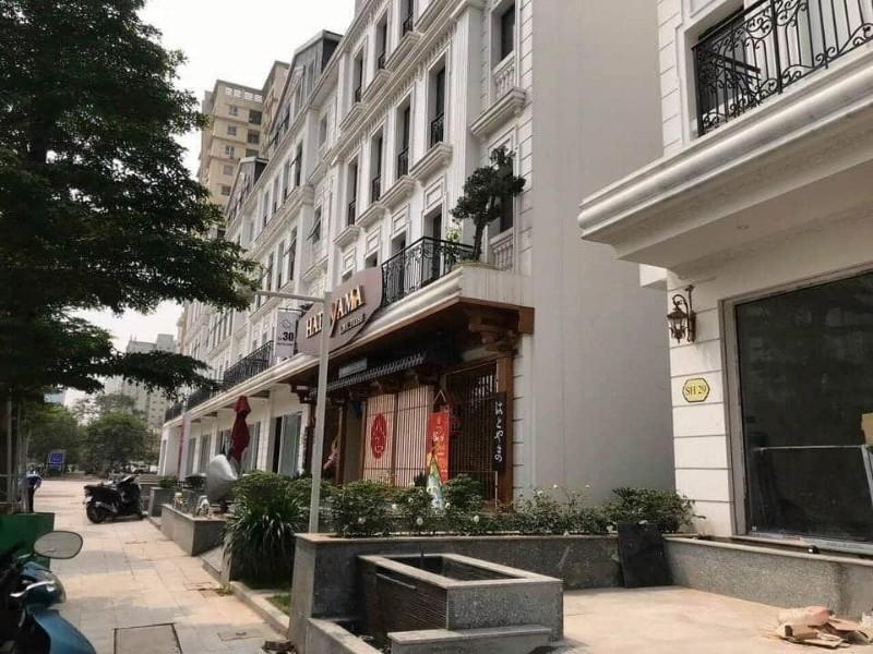 Ảnh của Nhà phố phân lô để kinh doanh nhà hàng, spa quận cầu giấy
