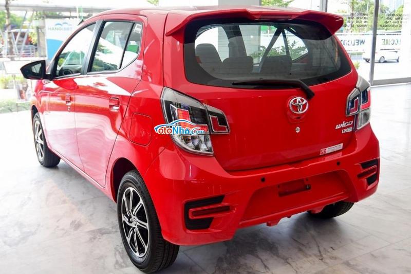 Ảnh của Toyota Wigo 4AT