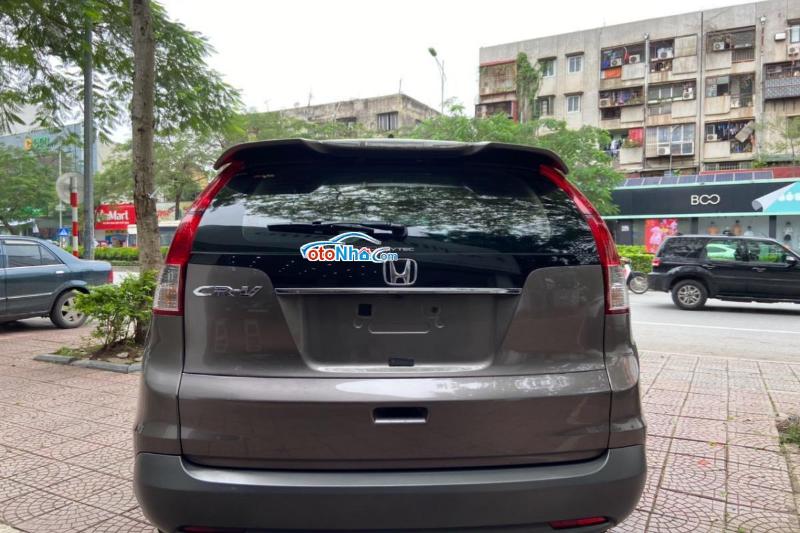 Ảnh của Honda CR-V 2014 mầu titan tư nhân